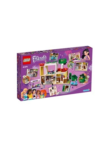Lego LEGO Friends Heartlake City Restoranı Renkli